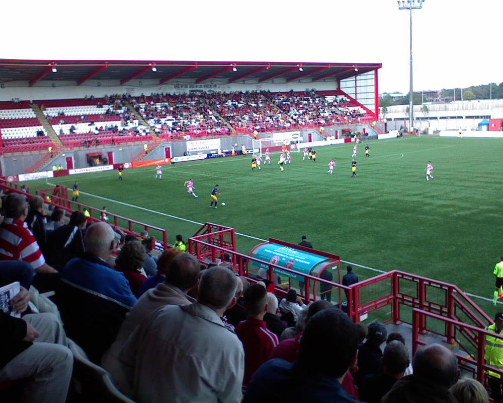 Hamilton Accies v Partick Thistle, 16 Sept 06.jpg