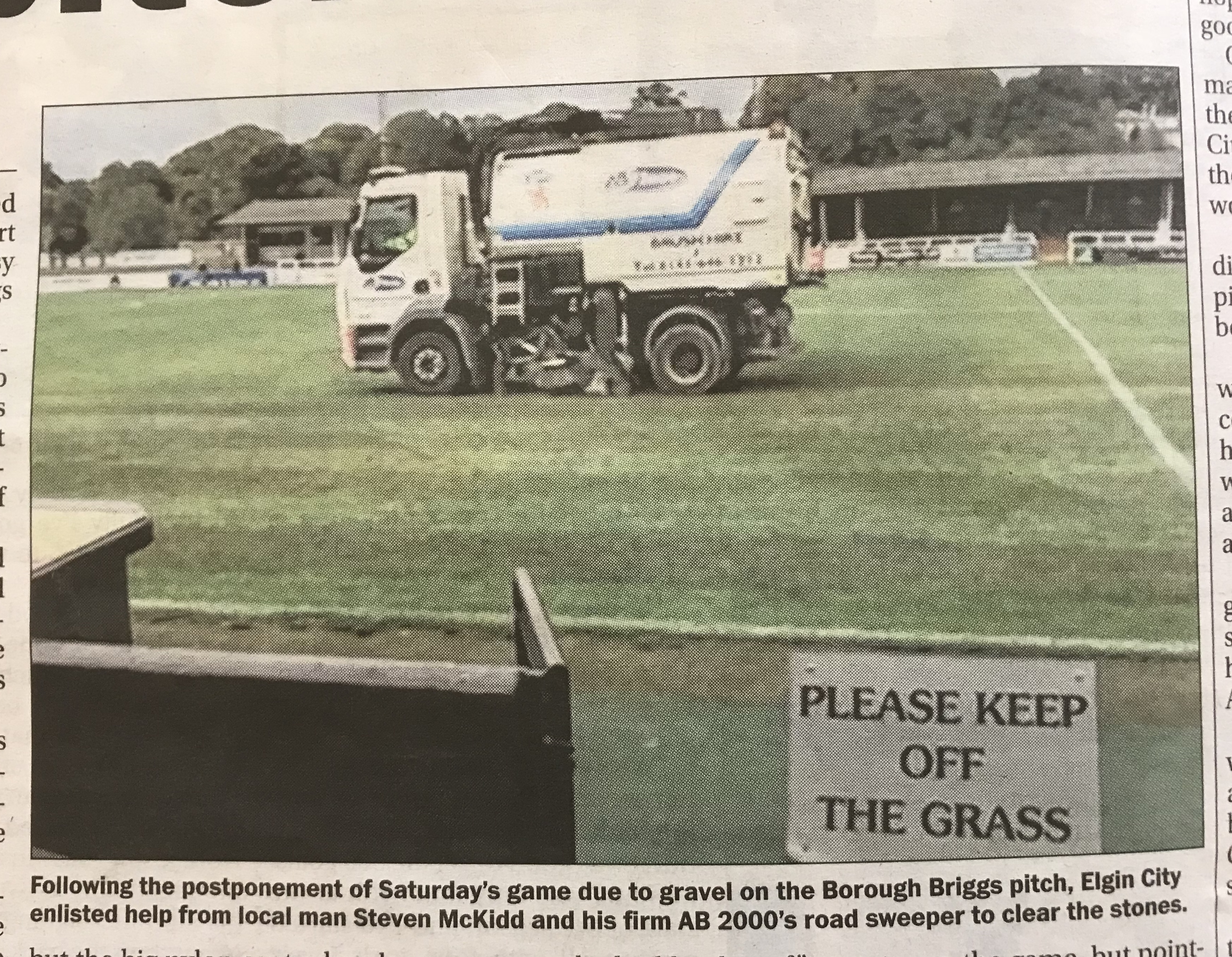 Image result for borough briggs road sweeper pitch