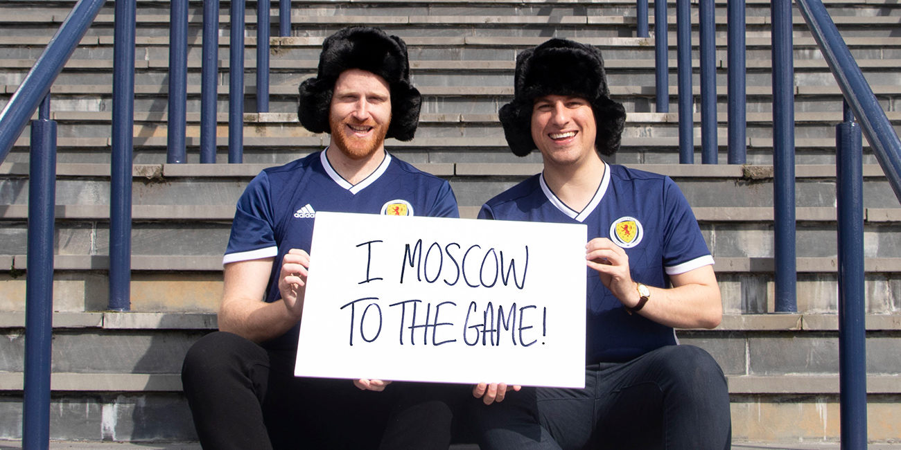 I Moscow To The Game