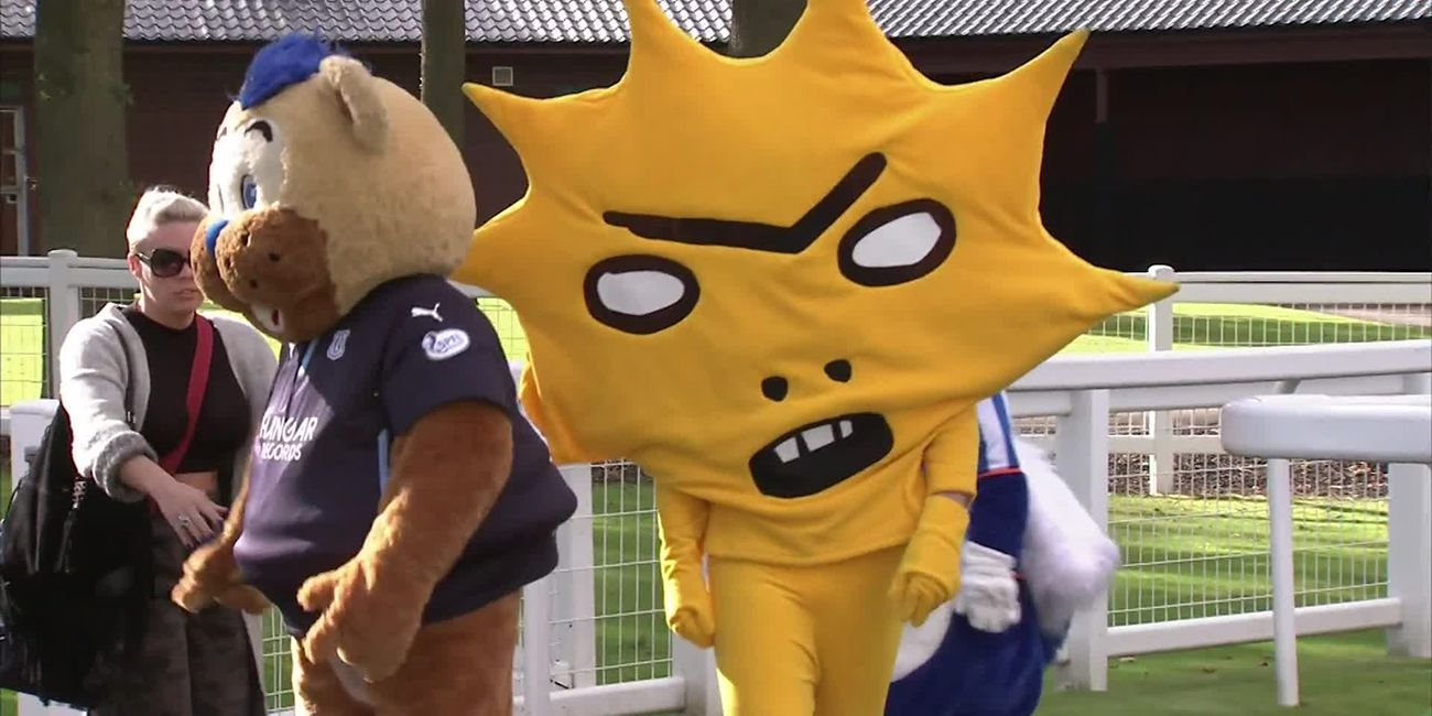 The sinister and disturbing world of euros mascots